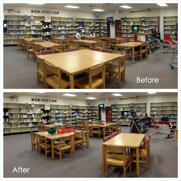 Changing your learning space without spending money