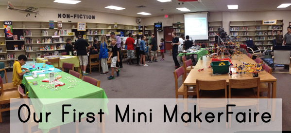 Our First Mini MakerFaire