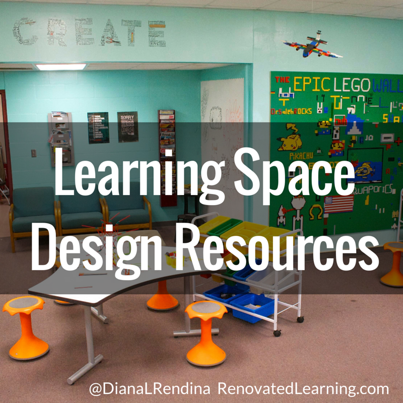 Innovative Classroom Grant Ideas ~ Learning space design renovated