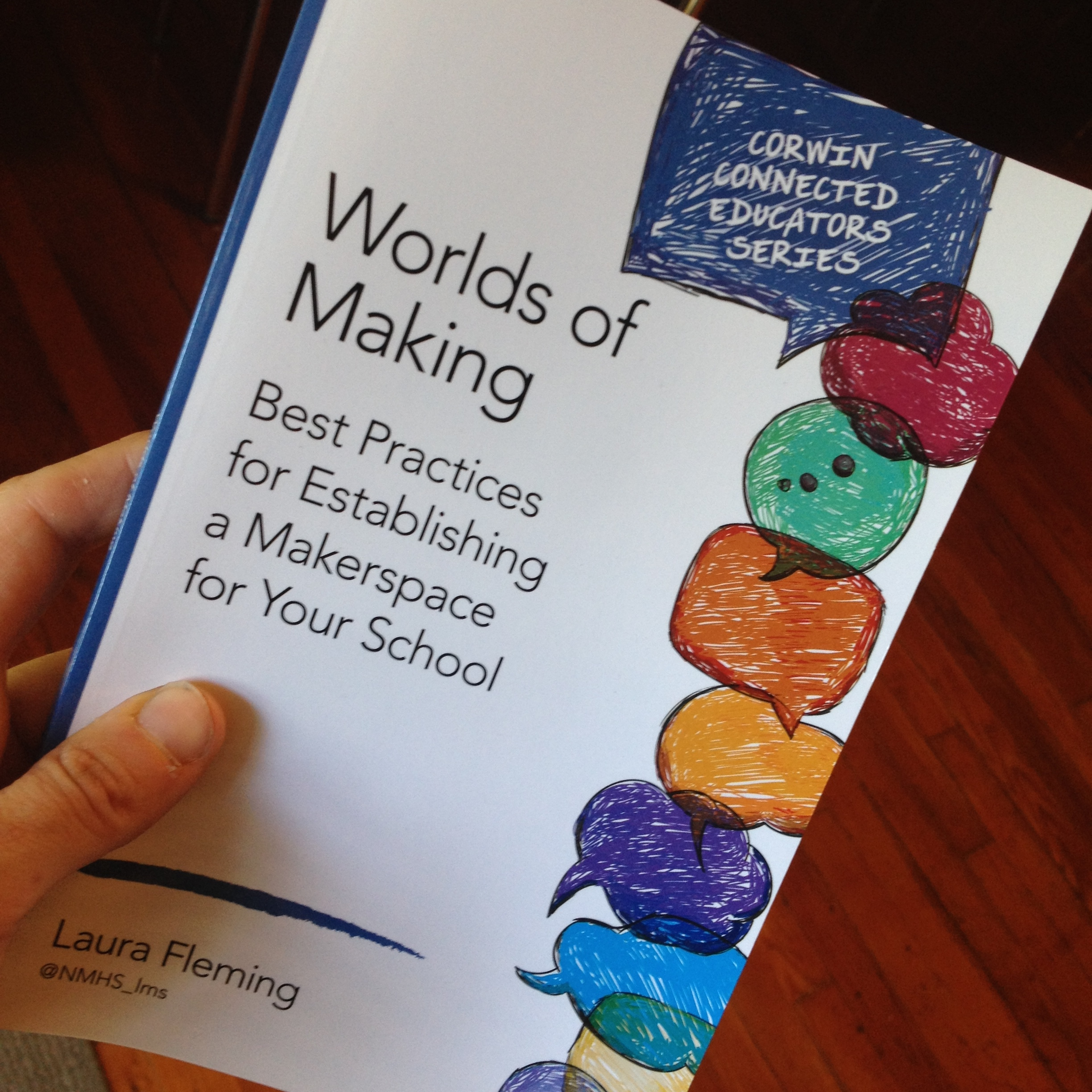 Book Review: Worlds of Making by Laura Fleming