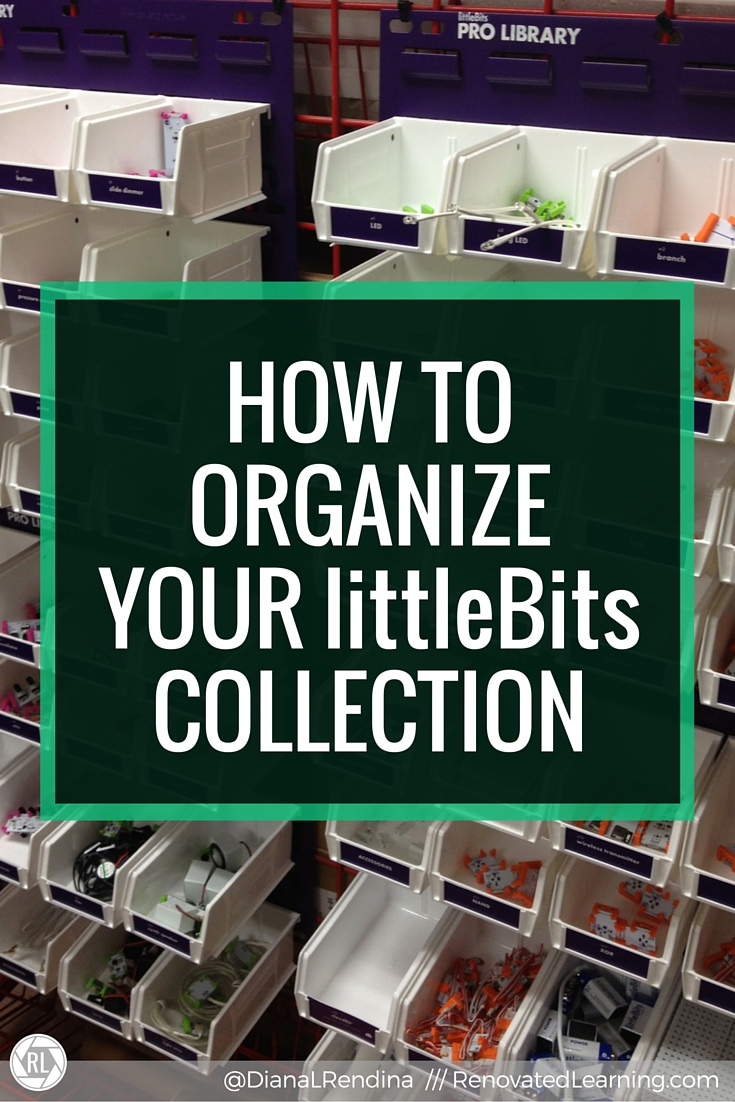 Organize Your Closet With A Capsule Wardrobe: How To Organize Your LittleBits Collection
