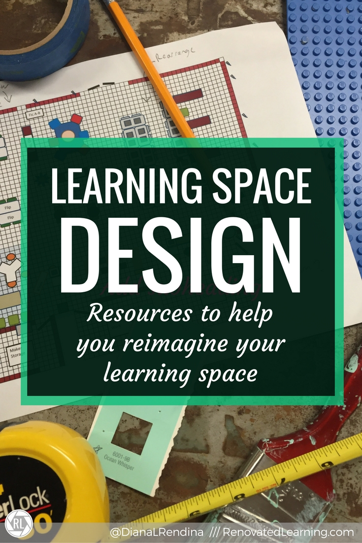Classroom Design Grants ~ Learning space design renovated